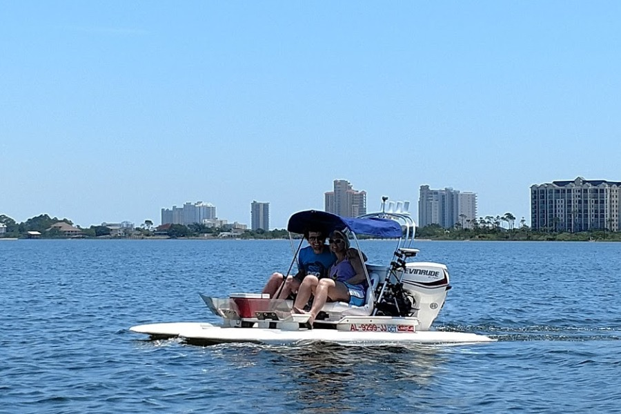 Orange Beach Cat Boat Tour